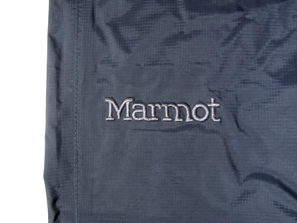Marmot Precip Pants ロゴ