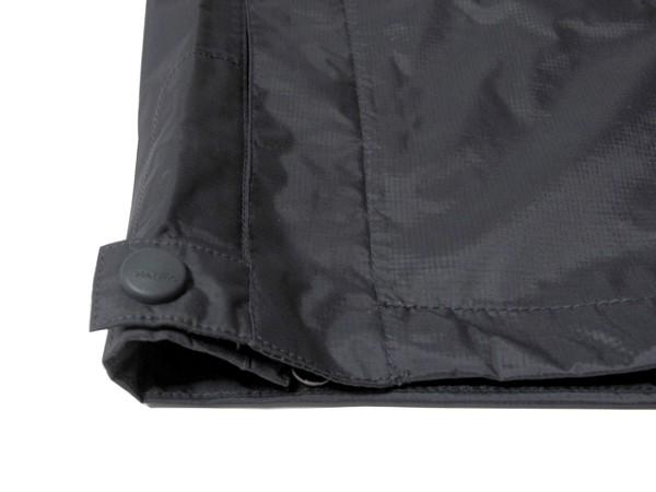 Marmot Precip Pants 裾のスナップボタン