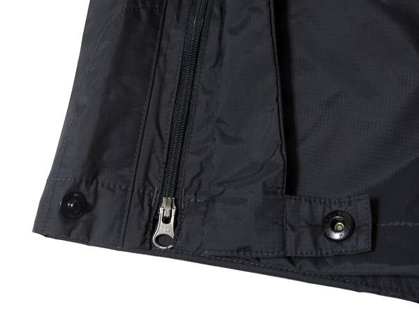 Marmot Precip Pants 裾のジッパー