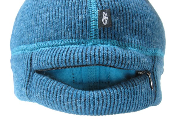 Outdoor Research  - Flurry Beanie Hat ジッパー