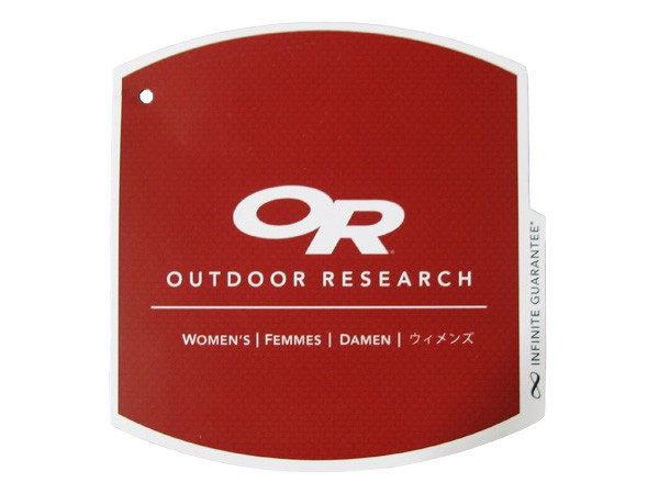 Outdoor Research  - Flurry Beanie Hat タグ
