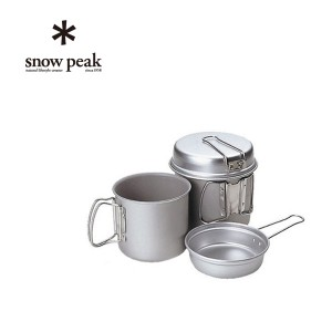 Snow Peak Trek Combo SCS-010