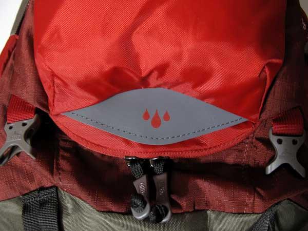 savant58のレインカバーポケット