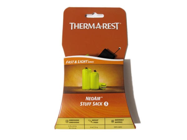 Therm-A-Rest Neo Air Small スタッフサック
