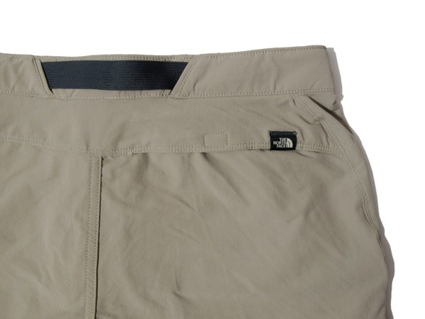 The North Face Outbound Shorts バックポケット