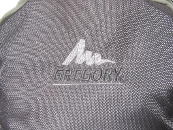 Gregory Trinity 18 ロゴマーク