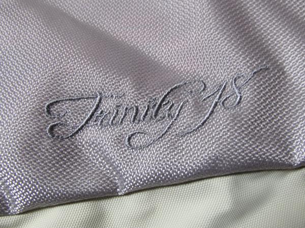 Gregory Trinity 18 製品ロゴ