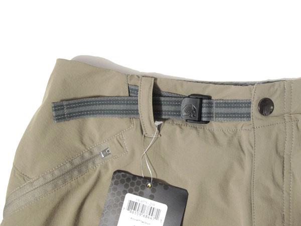 Mountain Hardwear Ancona Trek Shorts ベルト