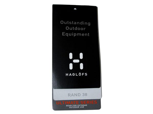 Haglofs Rand 38 タグ