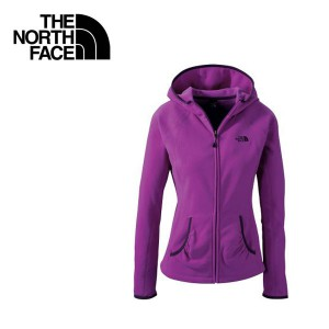 The North Face TKA100 Texture Masonic Hooded Jacket