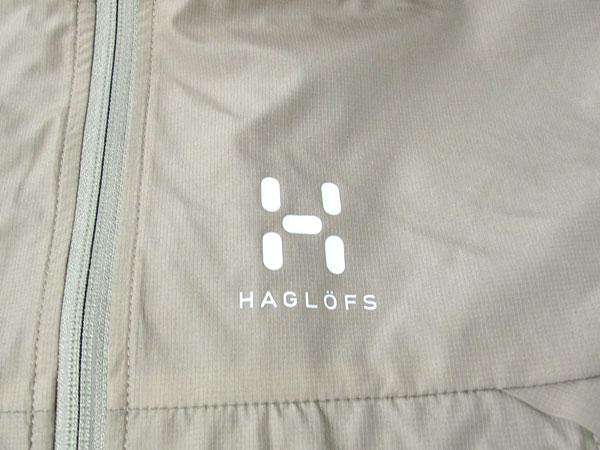 Haglofs Aero Q Jacket ロゴマーク