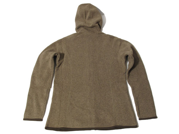 Patagonia Better Sweater Hoody 裏面