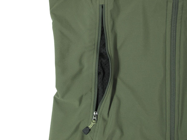 Haglofs Tropo Q Jacket ポケット