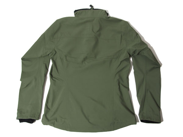 Haglofs Tropo Q Jacket バックサイド