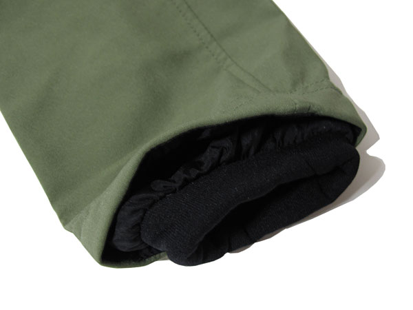 Haglofs Tropo Q Jacket 袖口