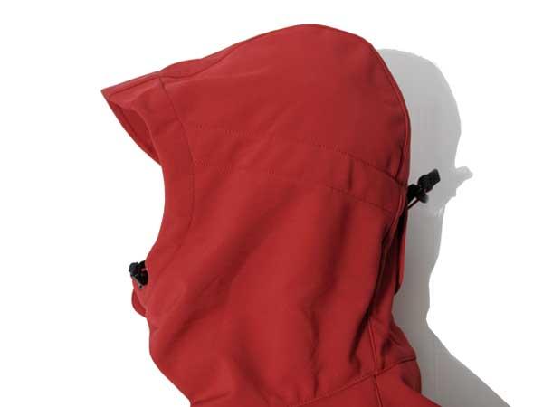 Marmot Duke Jacket フード側面