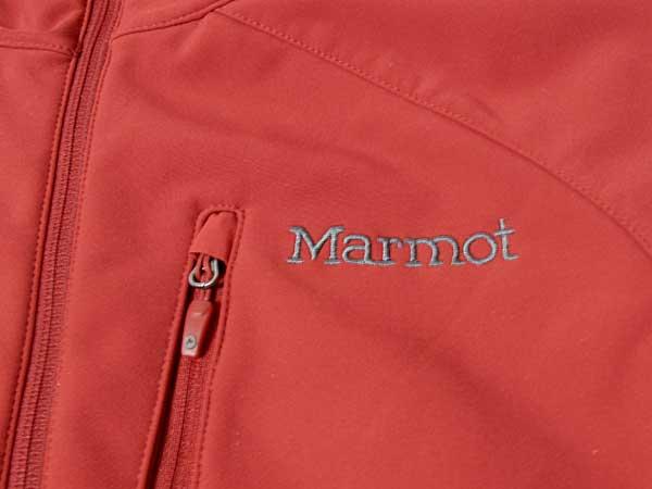 Marmot Duke Jacket ロゴマーク