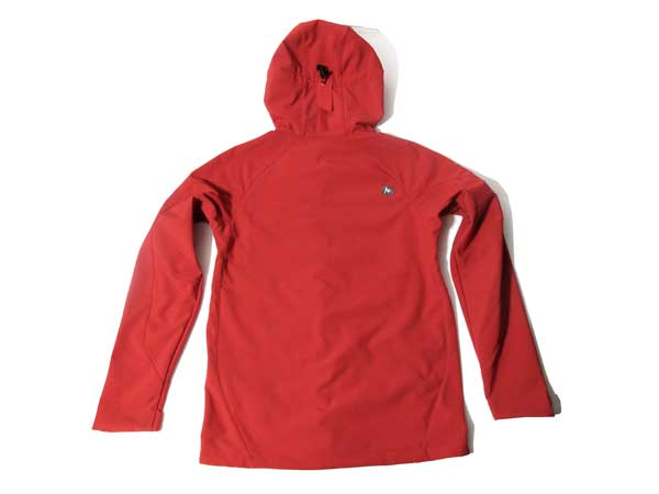 Marmot Duke Jacket 背面