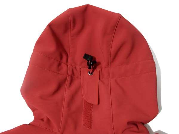 Marmot Duke Jacket フード背面