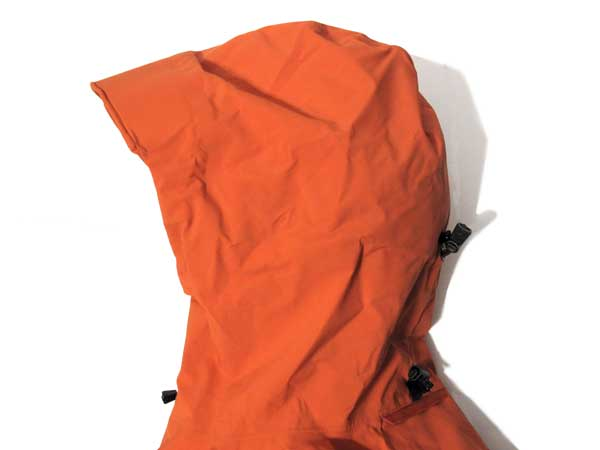 Haglofs - Nebura Jacket フード側面
