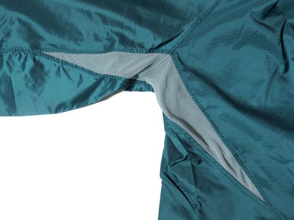 Marmot Ion Wind Hoodie Jacket ベンチレーション