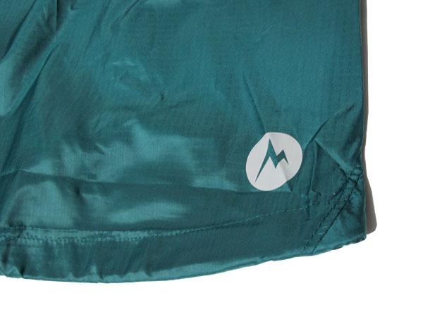 Marmot Ion Wind Hoodie Jacket 右腰上ロゴマーク