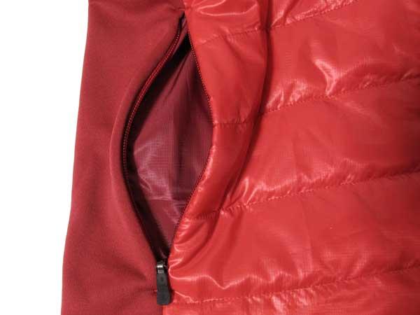 Mountain Hardwear Zonal Jackt 切り返し部分ポケット