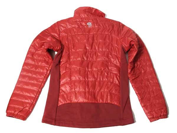 Mountain Hardwear Zonal Jackt バックショット