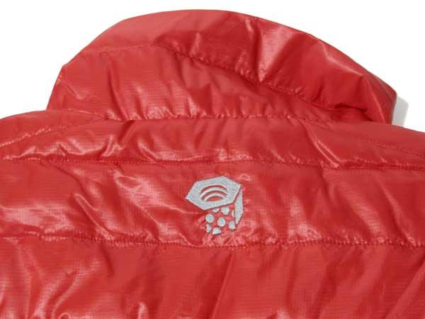 Mountain Hardwear Zonal Jackt 上部バックショット