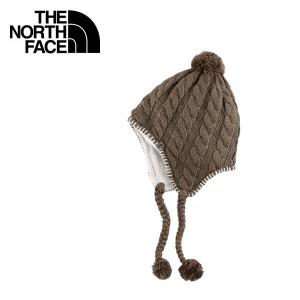 TNF_Fuzzy Earflap Hat