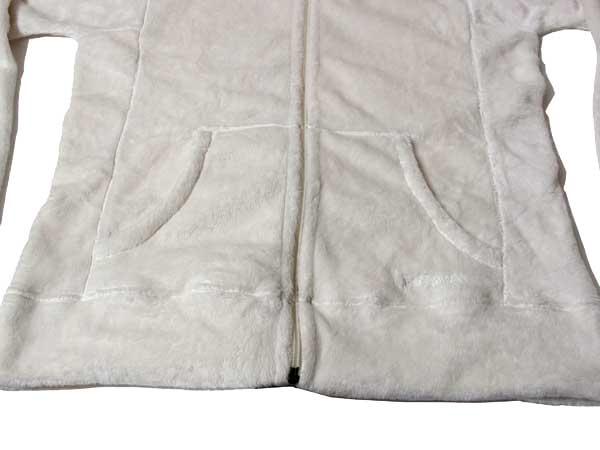 Patagonia Plush Synchilla Hoody ポケット部分
