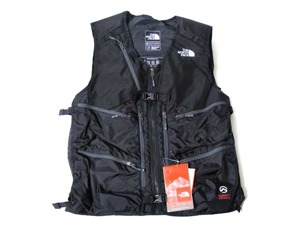 The North Face - Powder Guide Vest 全体ショット