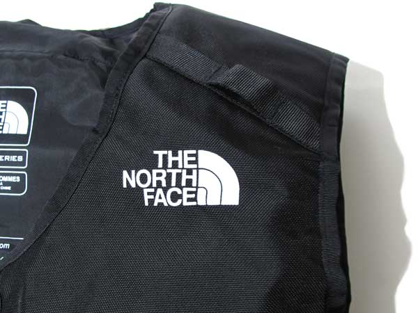 The North Face - Powder Guide Vest 左胸ロゴマーク