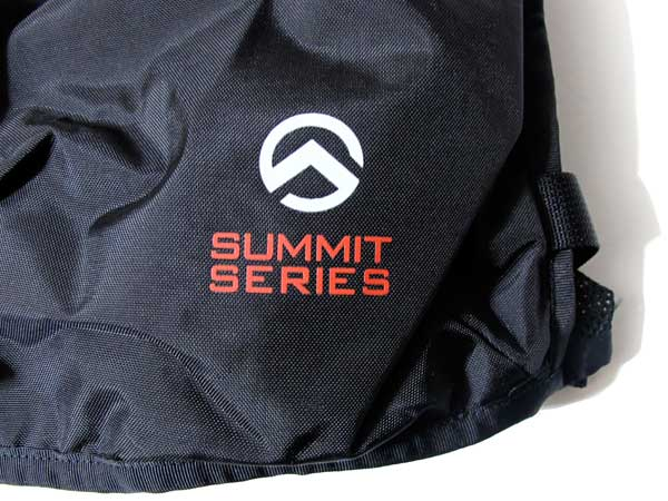 The North Face - Powder Guide Vest 左腰 Summit Series ロゴ