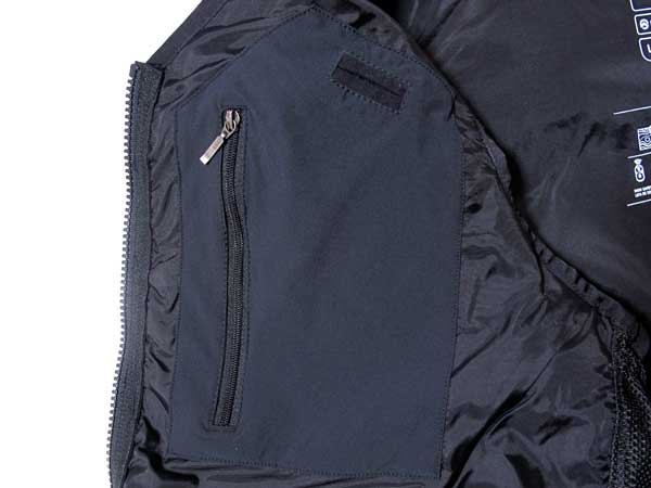 The North Face - Powder Guide Vest 内側ポケット