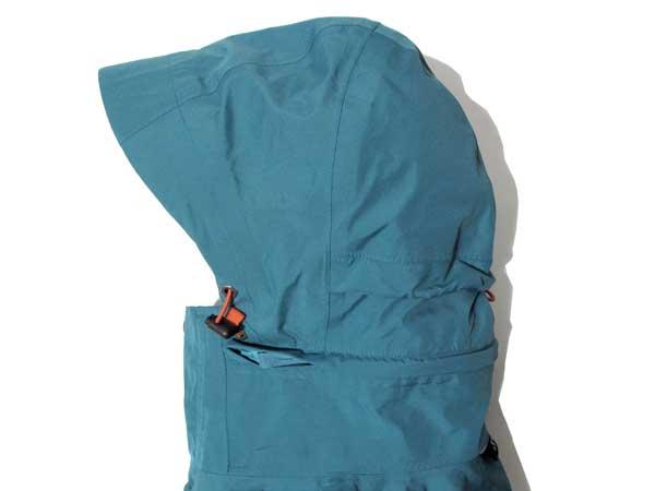 Haglofs Topo Q Gore-Tex Jacket フード側面