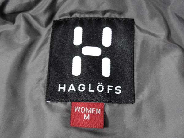 Haglofs Topo Q Gore-Tex Jacket ロゴラベル