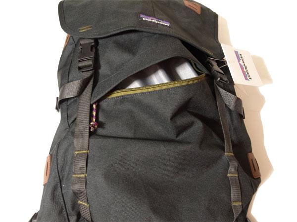 Arbor Pack 26Lフロントポケット