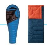 寝袋(シュラフ)のおすすめと選び方